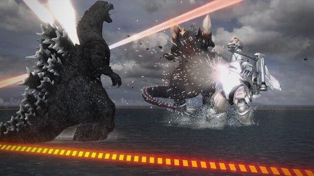 File:PS4 Godzilla SpaceGodzilla and Super MechaGodzilla.jpg