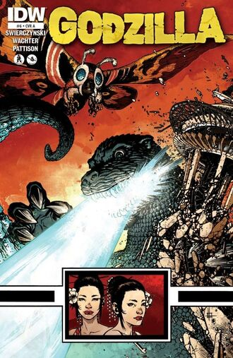 ONGOING Issue 6 CVR A
