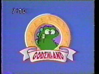 Godzilland title