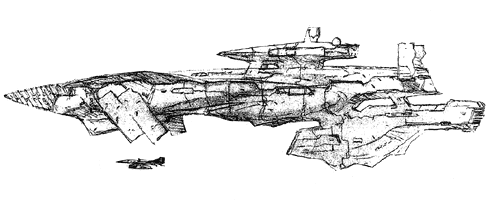 File:Concept Art - Godzilla Final Wars - Gotengo 6 and Dogfighter.png