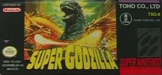 Super Godzillaboxart