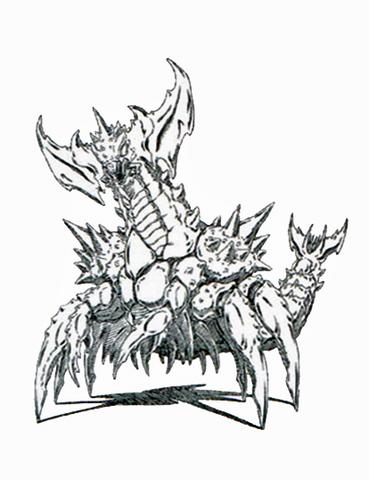 File:Concept Art - Godzilla vs. Destoroyah - Destoroyah Aggregate 3.png