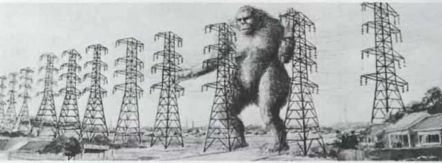 File:Concept Art - King Kong vs. Godzilla - King Kong 2.png