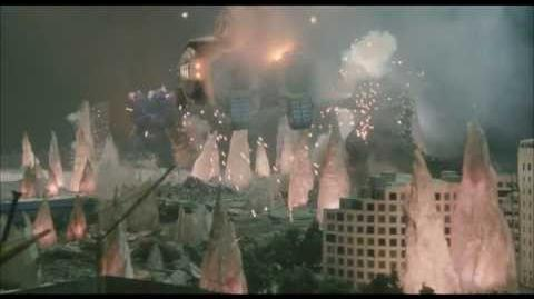 Godzilla vs. SpaceGodzilla/Videos