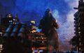GXMG - Godzilla vs. Rocket Launcher