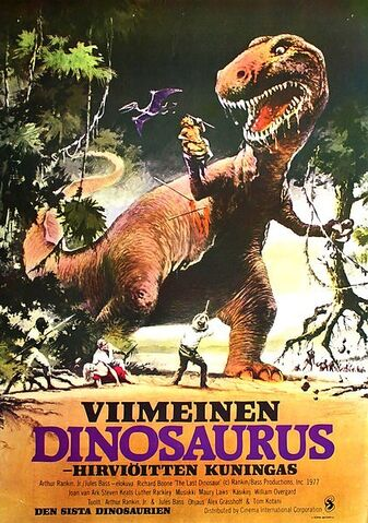 File:The Last Dinosaur - Posters - Finland.jpg