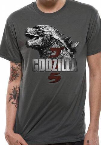 File:Godzilla 2014 Head Shot Unisex T-Shirt.jpg