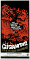 Gigantis The Fire Monster Poster B
