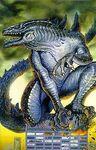 ZILLA 1998 Concept Art - 21