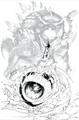 Concept Art - Awakening - Godzilla Behind USS Nautilus