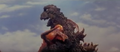All Monsters Attack - Godzilla wrestles Kamacuras number 1