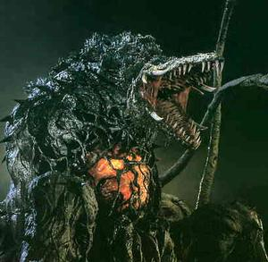 Biollante in Godzilla vs. Biollante (click to enlarge)
