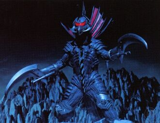 Gigan in Godzilla: Final Wars (click to enlarge)