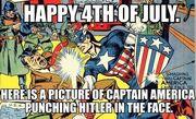 CaptAmerica Hitler