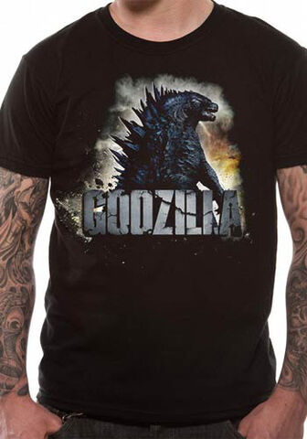 File:Godzilla 2014 Cracked Text Unisex T-Shirt.jpg