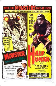 File:Half Human American Double Bill Poster.jpg