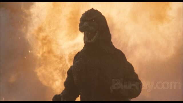 File:Godzilla escapes from the volcano.jpg