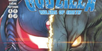 Godzilla: Rulers of Earth Issue 6