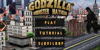Godzilla: Monster Mayhem (Fighting Application)