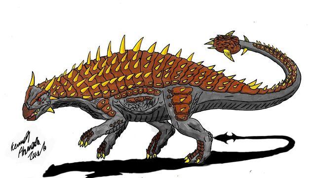 File:Neo Daikaiju ANGUIRUS by Dino master.jpg