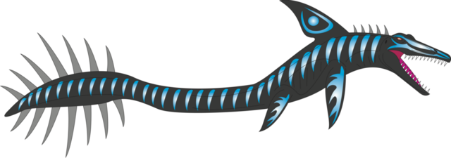 File:Giant Mosasaur.png