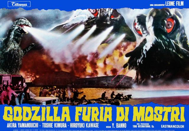 File:Godzilla vs. Hedorah Poster Italy 1.png