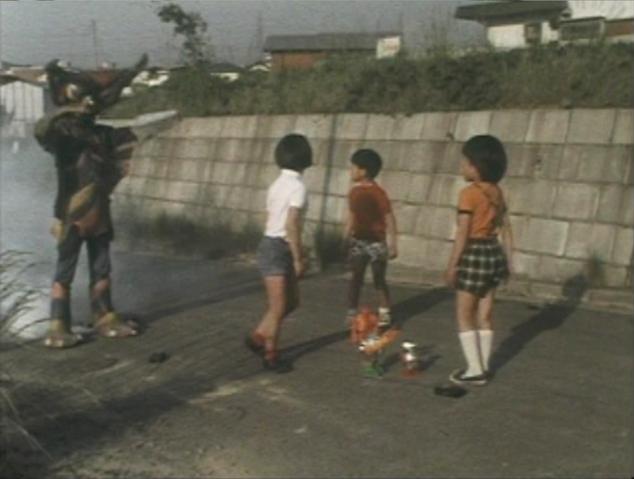 File:Go! Greenman - Episode 3 Greenman vs. Gejiru - 12 - We don't want your candy!.png