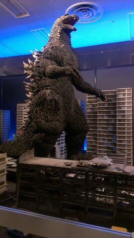 File:Great Godzilla 60 Years Special Effects Exhibition photo by Joseph Rouleau - TokyoGoji 1.jpg