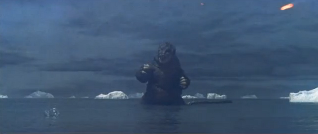 File:King Kong vs. Godzilla - 5 - Godzilla Swims To Japan.png