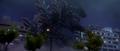 Godzilla vs. Megaguirus - Godzilla attacks Nakanoshima, Osaka 6