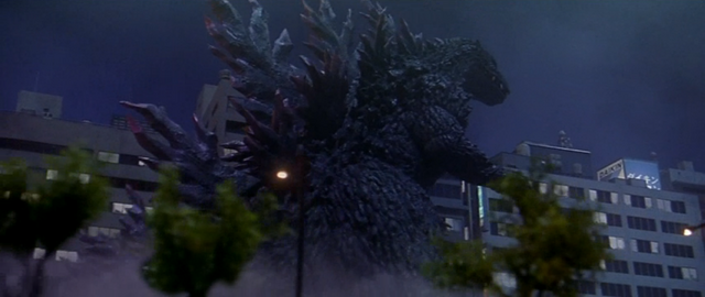 File:Godzilla vs. Megaguirus - Godzilla attacks Nakanoshima, Osaka 6.png