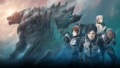 Godzilla Planet of the Monsters - Backdrop 1080p
