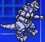 Gojira Godzilla Domination - Character Sprites - MechaGodzilla