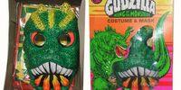Godzilla King of the Monsters Costume & Mask