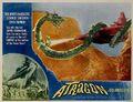 Atragon American Poster Thing