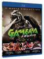 Godzilla Movie DVDs - GAMERA COLLECTION VOLUME 2 -Mill Creek-