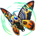 Godzilla X Monster Strike - Mothra