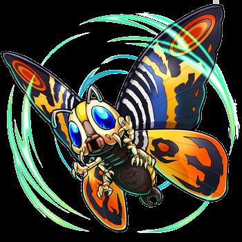 File:Godzilla X Monster Strike - Mothra.png