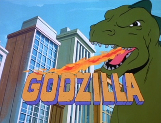 Godzilla Power Hour