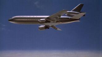 Thrust's DC-10