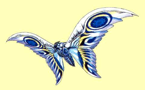 File:Concept Art - Rebirth of Mothra 3 - Armor Mothra 3.png