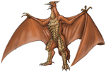 Concept Art - Godzilla Final Wars - Rodan 1
