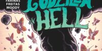 Godzilla in Hell Issue 3