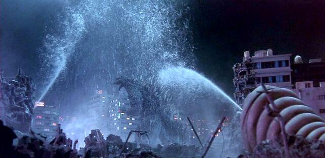 File:GMMG-Mothra Lavra Attack Godzilla with webbing.jpg