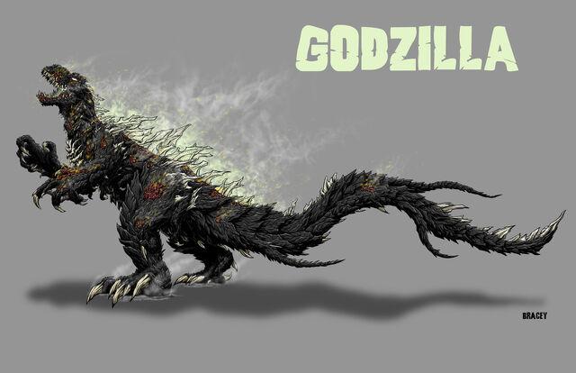 File:Kaiju revamp godzilla 1954 by bracey100-d674ki1.jpg