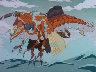 Zilla Junior vs Mutant Jellyfish