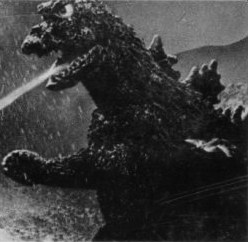 The DaisensoGoji as it is seen in Invasion of Astro-Monster