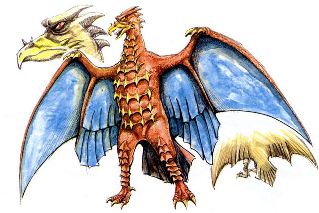File:Concept Art - Godzilla vs. MechaGodzilla 2 - Rodan 1.png