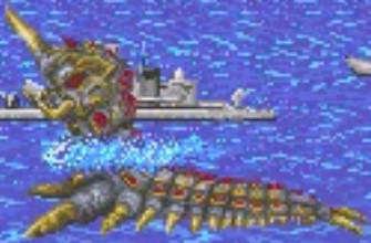 File:Godzilla Arcade Game - Battra Larva.png