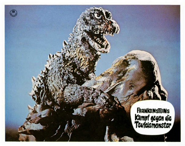 File:Godzilla vs. Hedorah Lobby Card Germany 2.png